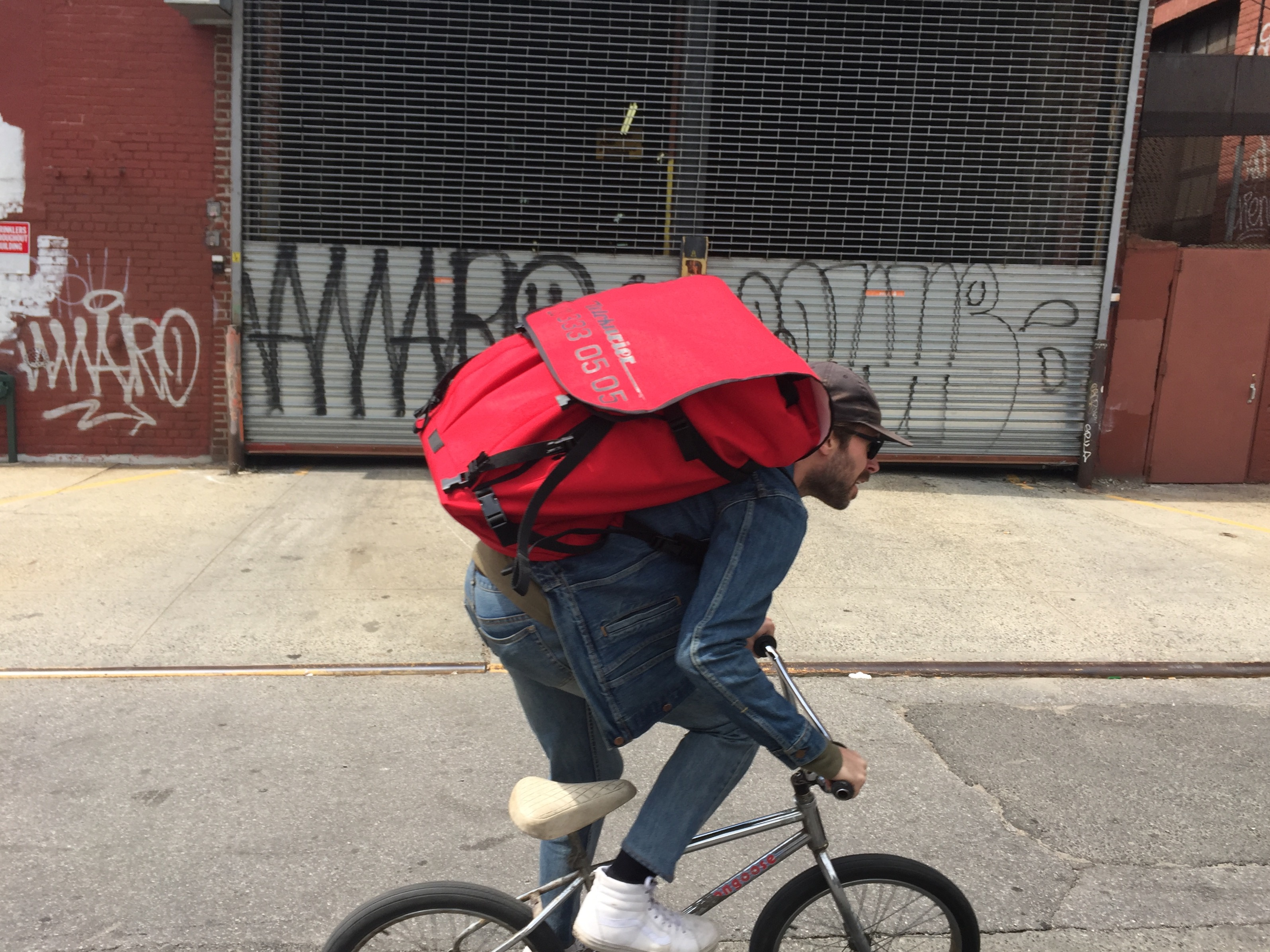 XL Flap Backpack