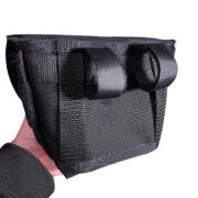 Removable handle bar mounts